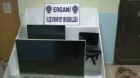 Ergani'de Hırsızlık Zanlısı 2 Kişi Tutuklandı