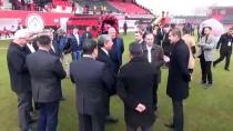 AHMET DURSUN - Eski Milli Futbolcular, Stat Açılışında Buluştu