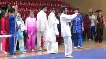 ATATÜRK SPOR SALONU - Geleneksel Wushu Kung Fu Türkiye Şampiyonası