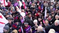 CUMHURBAŞKANI ADAYI - Gürcistan'da Erken Seçim Çağrısı