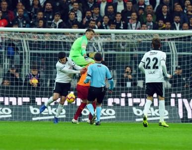 Beşiktaş, Galatasaray'ı tek golle geçti