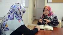 MÜFTÜ YARDIMCISI - İşaret Diliyle Kur'an Okumayı Öğreniyorlar