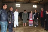 İşletme Kuran Çiftçilere Ziyaret