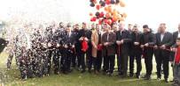 AHMET DURSUN - Karaköprüspor'un Sahasının Açılışını Eski Milli Futbolcular Yaptı