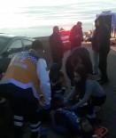 AHİ EVRAN ÜNİVERSİTESİ - Kırşehir'de Kaza Açıklaması 4 Yaralı
