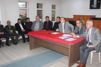 EMNİYET AMİRİ - Muhtarlar Ve Güvenlik Toplantısı Yapıldı
