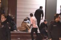 ABDİ İPEKÇİ - Nişantaşı'ndaki Gece Kulübü Önünde Silahlı Kavga; 1 Yaralı