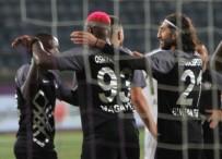 EMIN YıLDıRıM - Osmanlıspor İstanbul'da Kazandı