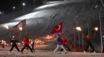 YABANCI TURİST - Palandöken'de Kayak Sezonu Açıldı