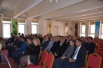 MUHAMMET FUAT TÜRKMAN - Şemdinli Kaymakamı Türkman Muhtarlarla Bir Araya Geldi
