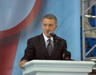 Trabzonspor'da Ahmet Ağaoğlu yeniden başkan