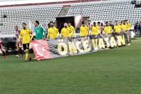 AHMET DOĞAN - Spor Toto 1. Lig Açıklaması Elazığspor Açıklaması 1- İstanbulspor Açıklaması 1