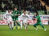 UĞUR ARSLAN - Spor Toto 1. Lig Açıklaması Giresunspor Açıklaması 1 - Gazişehir Gaziantep Açıklaması 5