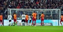 AHMET ÇALıK - Spor Toto Süper Lig Açıklaması Beşiktaş Açıklaması 1 - Galatasaray Açıklaması 0 (İlk Yarı)