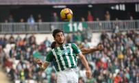 EGEMEN KORKMAZ - Spor Toto Süper Lig Açıklaması Bursaspor Açıklaması 1 - BB Erzurumspor Açıklaması 1 (İlk Yarı)