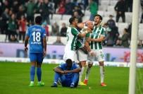 EGEMEN KORKMAZ - Spor Toto Süper Lig Açıklaması Bursaspor Açıklaması 2 - BB Erzurumspor Açıklaması 1 (Maç Sonucu)