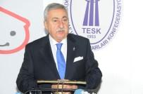 TÜRKIYE ESNAF VE SANATKARLAR KONFEDERASYONU - TESK Genel Başkanı Palandöken Açıklaması 'Okul Servis Araçlarında Yaş Sınırı Kaldırılmalı'