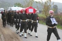TURAN ERDOĞAN - Trafik Kazasında Hayatını Kaybeden Çineli Asker Son Yolculuğuna Uğurlandı