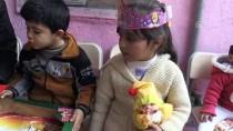 FIRAT KALKANI - Türk Kızılayından İdlib'e Eğitim Ve İstihdam Desteği