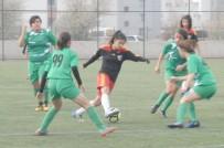 ÇIÇEKLI - Türkiye Kadınlar 3. Futbol Ligi 9. Grup