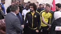 SELAHATTIN GÜRKAN - Yeni Malatyaspor, Akhisarspor Maçına Hazır