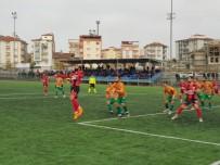 YEŞILTEPE - Yeşilyurt Belediyespor, Elbistan'ı 2-0 Yendi