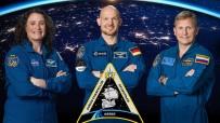 SOYUZ - 3 Astronot Dünya'ya Geri Döndü
