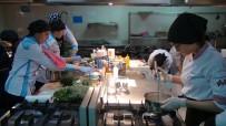 YEMEK YARIŞMASI - 9 İlin Öğrencileri En Güzel Yöresel Yemeği Yapmak İçin Yarıştı