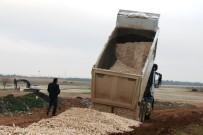 BASIN KURULUŞU - Akçakale Gazetecilere Ev Sahipliği Yapıyor