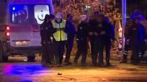 ALKOLLÜ SÜRÜCÜ - Alkollü Sürücü Polis Ve Sağlık Ekiplerine Zor Anlar Yaşattı