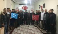 Alperen Ocakları Doğu Türkistan'ın Milli Meclis Üyelerini Ağırladı