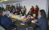 Zehra Zümrüt Selçuk - Asgari Ücret Tespit Komisyonu Üçüncü Toplantısı Yapıldı