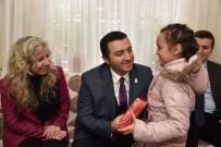 MUSTAFA ÖZCAN - Başkan Bakıcı Ev Ziyaretleri İle Hayır Duaları Alıyor