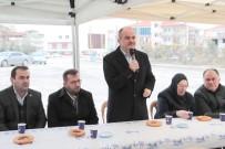 SAĞLIK OCAĞI - Başkan Gürlesin'den Cumhuriyet Mahallesi'ne Müjde