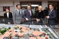 ALTıNDAĞ BELEDIYESI - Başkan Tiryaki'nin Konuğu Gagauzya First Ladysi İrina Vlah