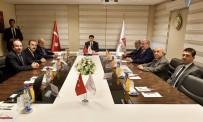 NURETTIN ÖZDEBIR - Başkan Tuna Kalkınma Ajansı Toplantısına Katıldı