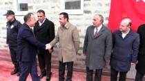 MURTAZA DAYANÇ - Çizmeli Jandarma Karakol Komutanlığı Hizmet Binası Açıldı