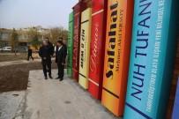 CİZRE BELEDİYESİ - Cizre'de Millet Kıraathanesi Çalışmalarında Sona Gelindi