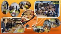 KONURALP - Düzce Üniversitesi Açık Büfe Etkinlikleri İle Beslenme Hizmetlerini Çeşitlendiriyor