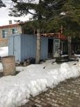 MÜFETTIŞ - Emniyete Radyolink İstasyonu İçin Tahsis Edilen Araziye Köfteci Açtılar