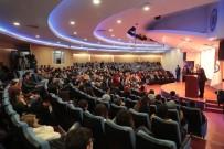 ESKİŞEHİR VALİSİ - ESOGÜ'de Adalet, Ombudsmanlık Ve Üniversiteler Konferansı