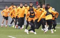 FLORYA - Galatasaray, Sivasspor Maçının Taktiğini Çalıştı