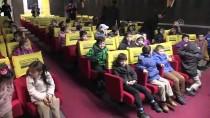 'Gezen Sinema' Bolu'daki Çocuklar İçin Kapılarını Açtı