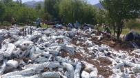 SULAMA KANALI - İpekyolu Belediyesinden Çiftçilere Destek