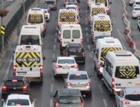 SAĞ VE SOL - İstanbul'da ticari araçlar için yeni karar