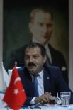 İyi Parti - İyi Parti Antalya İl Başkanı Ahmet Aydın Açıklaması