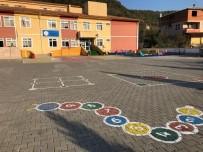 OKUL BAHÇESİ - Kasımlı İlkokulu'na Teşvik Ödülü