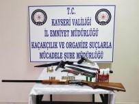 ROMA İMPARATORLUĞU - Kayseri'de Tarihi Eser Operasyonu