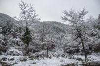KAZDAĞLARI - Kazdağları'nda Seyri Doyumsuz Kar Manzaraları