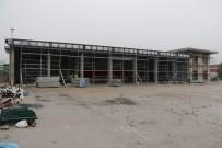 OTOBÜS TERMİNALİ - Kocaeli İtfaiyesi, Yeni Müfreze Binalarıyla Güçleniyor